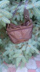 Сумка lassing на коляску цвет коричневый пеленатор термос крючки