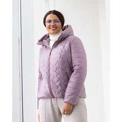Демисезонная женская куртка 229 большие размеры