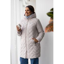 Демисезонная женская куртка 234 размеры 46-58
