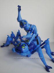 Ben 10 Spidermonkey фигурка Обезьяна паук  BANDAI Бен Тен