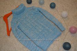 Нарядный свитерок под горло110-116
