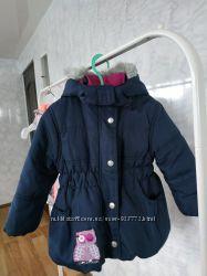 Демисезонная куртка lupilu