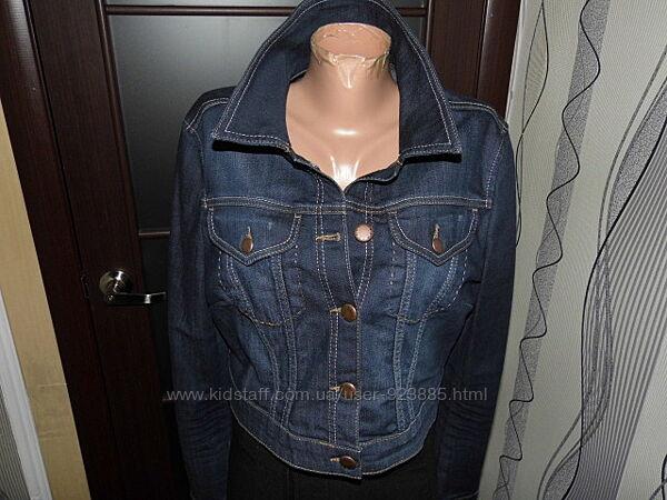 Куртка джинсовый пиджак - Steps Everyday Jeans - 44 /2XL - New