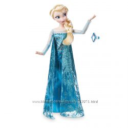 Кукла Эльза Ельза с кольцом, оригинал Дисней, Elsa Classic Doll with Ring