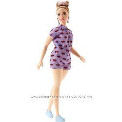 Кукла Барби Модница, Barbie Fashionistas Dolls Lavendar Kiss