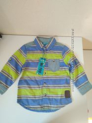 Рубашка мальчику 12-18 месяцев
