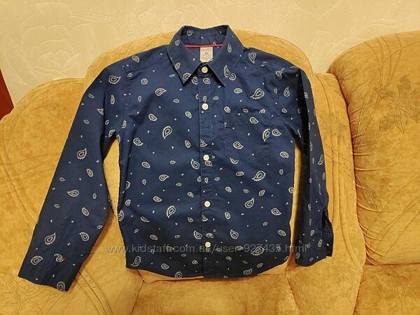 Рубашка Carter&acutes картерс 5лет
