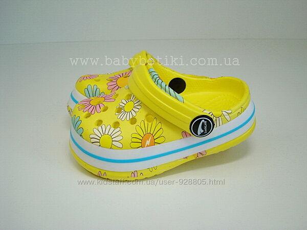 Детские кроксы сабо шлепанцы пляжная обувь аквашузы