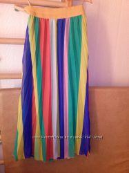 юбка плисе на покладке