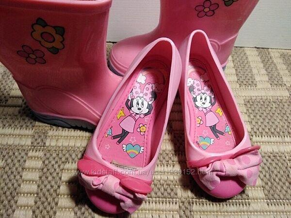 Яскраві гумачки для принцеси та мештики Disney в подарунок.