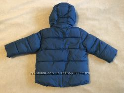Zara демисезонная курточка 12-18 м на девочку, мальчика