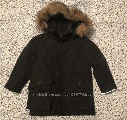 Зимняя пуховая парка Gap 110-116 см для мальчика