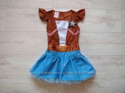 Продаю 4-6 лет Карнавальное платье Шериф Келли, Disney, бу.