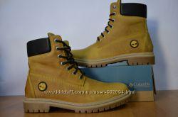 Мужские зимние ботинки Timberlend с 40 по 45р