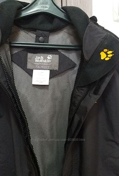 Куртка-ветровка для мальчика Jack Wolfskin. Размер 152