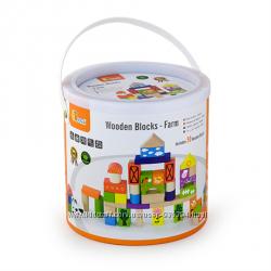 Кубики Viga Toys