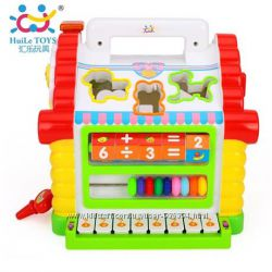 Игрушка Веселый домик Huile Toys
