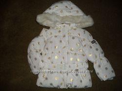 Куртка-пуховик Chicco для девочки