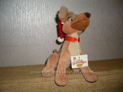 Мягкая игрушка- собака Чарли   из США