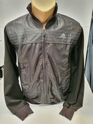 Куртка спортивная котоновая Adidas Распродажа