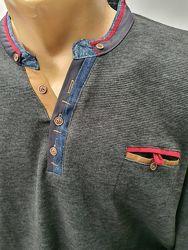Мужской свитер байка пуловер кофта свитерок новинка турция