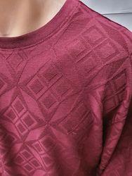Мужская байка нарядный свитер великан батал Caporicco Турция турецкий