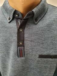 caporricco тёплая мужская байка свитер великан турецкий зимний 2021