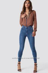 Трендовые узкие джинсы miss selfridge, uk8 w26l32