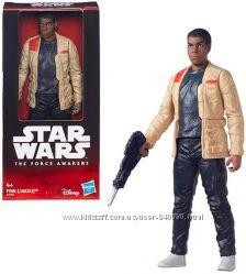 SW Фигурки героев вселенной Finn, 15см  оригинал HASBRO
