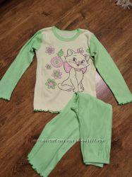 Пижама на 4-5 лет одели 2 раза