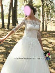214c9649c0c Продам свадебное платье