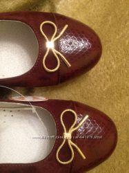 Туфли натуральная кожа и замша 36р