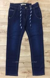 Джинсовые брюки для мальчиков, ТМ Grace, 116-146 рр