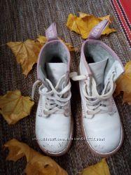 Детские кожаные ботинки Dr. Martens