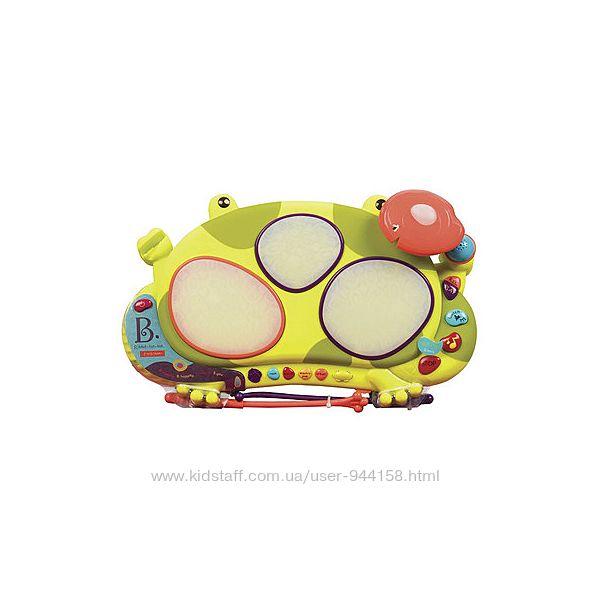 Музыкальная игрушка  КВАКВАФОН S2 свет, звук BX1953Z Battat