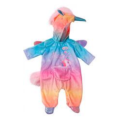 Одежда для куклы baby born радужный единорог 828205