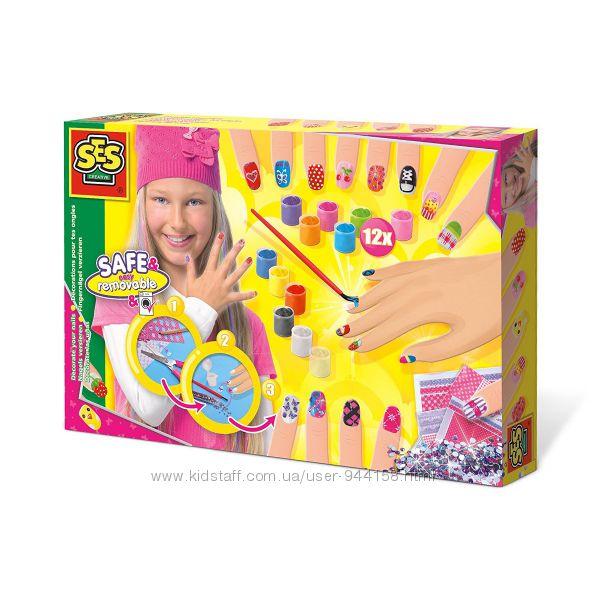 Игровой набор для юного нейл-арт мастера - Модница