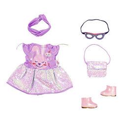 Набор одежды для куклы Baby Born День рождения Делюкс 830796