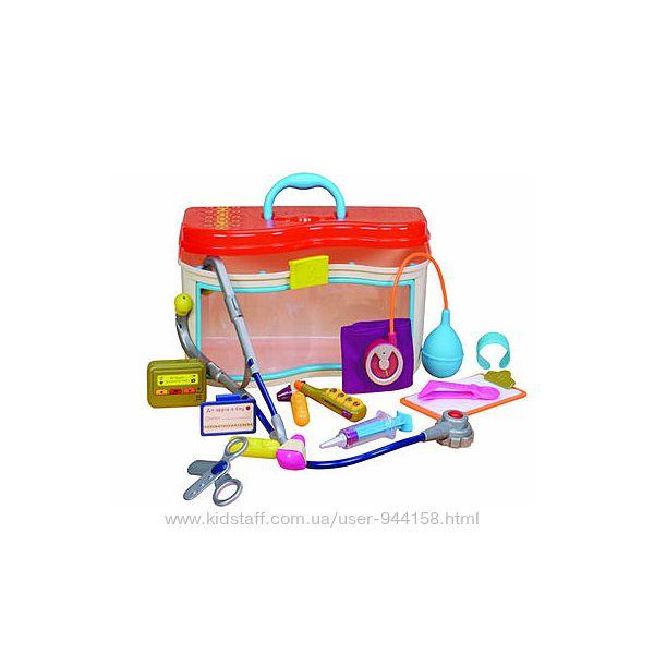 Игровой Набор - Добрый Доктор I-Болит BX1230Z Battat