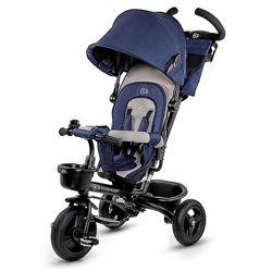 Трехколесный велосипед Kinderkraft Aveo Pink, Grey, Blue