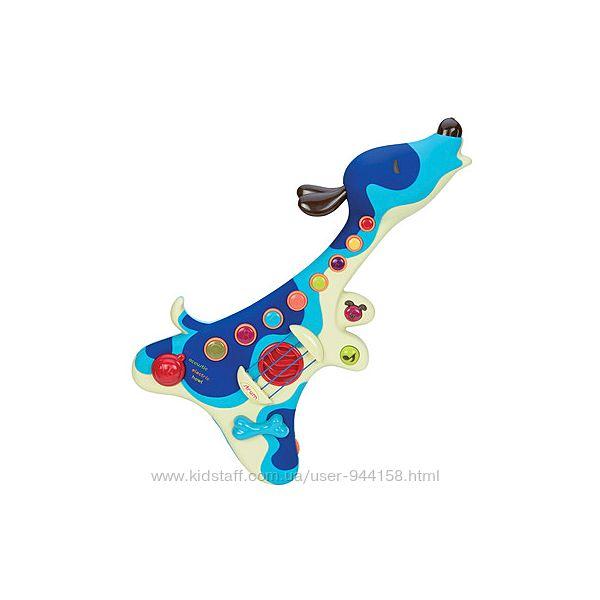 Музыкальная игрушка Пес-гитарист Battat BX1206Z