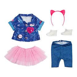 Набор одежды для куклы Baby Born Джинс делюкс 829110