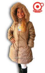 c609cf014d6 Очень теплое пальто-пуховик OHARA
