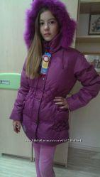 Очень тёплая зимняя парка пуховик,  OHARA, Канада