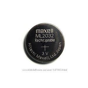 Аккумулятор для клавиатуры Maxell ML 2032