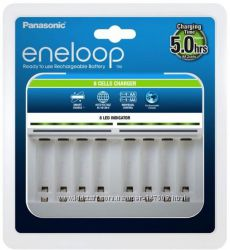 Panasonic Eneloop BQ-CC63 на 8 каналов для АА ААА