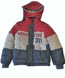 Куртка на мальчика, еврозима на 4 года.