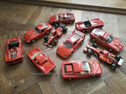 Масштабные модели 124  Ferrari
