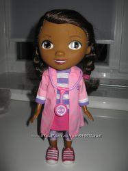 кукла доктор плюшева оригинал Disney