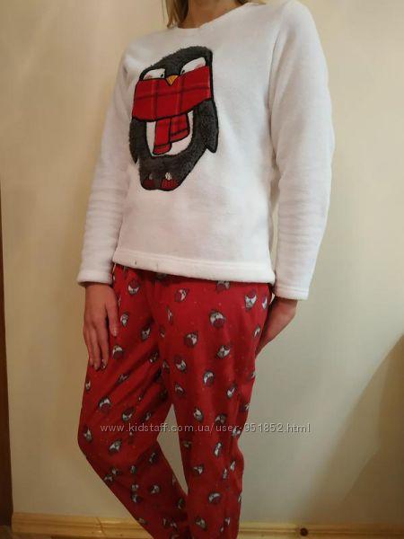 Сборная пижама пингвин на размер м 68832f49565e5